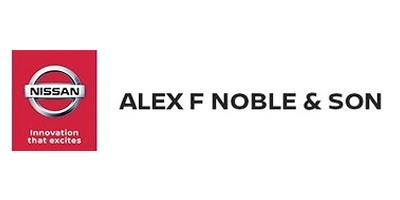 Alex F Noble & Son logo